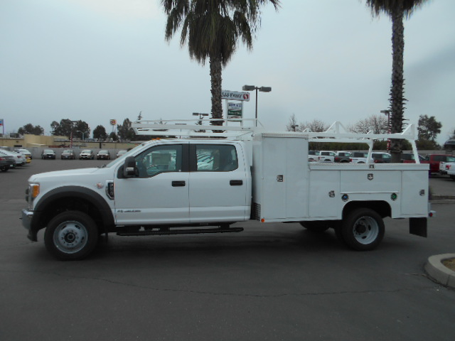 Scelzi Utility Body : Corning ca new and used ford dealer of commercial