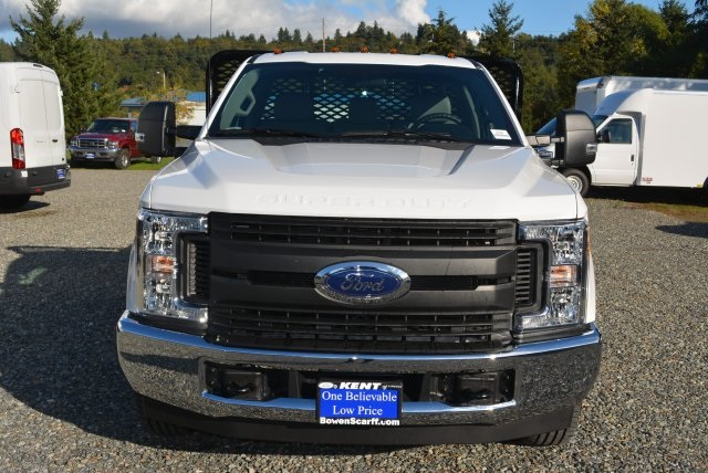 2017 F-350 Regular Cab DRW 4x2,  Scelzi Platform Body #E6958 - photo 4