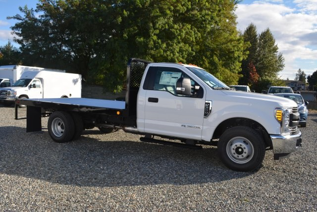 2017 F-350 Regular Cab DRW 4x2,  Scelzi Platform Body #E6958 - photo 6