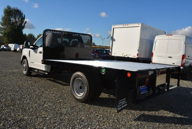 2017 F-350 Regular Cab DRW 4x2,  Scelzi Platform Body #E6958 - photo 2