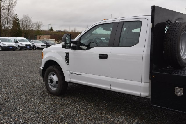 2017 F-350 Super Cab DRW 4x2,  Harbor Platform Body #E6981 - photo 10