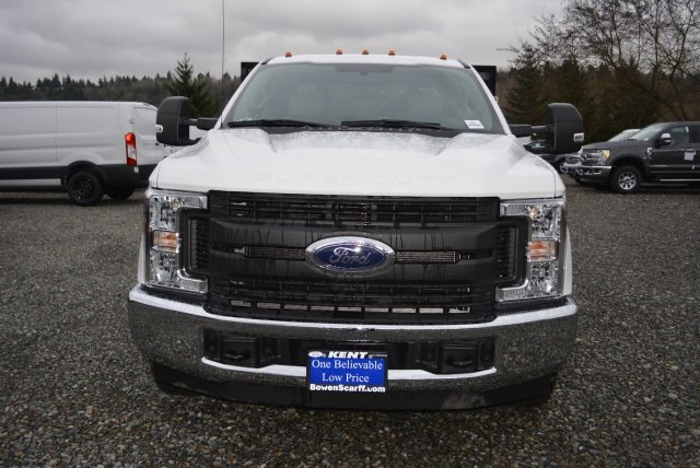 2017 F-350 Super Cab DRW 4x2,  Harbor Platform Body #E6981 - photo 4