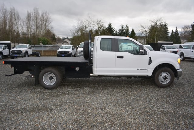 2017 F-350 Super Cab DRW 4x2,  Harbor Platform Body #E6981 - photo 6
