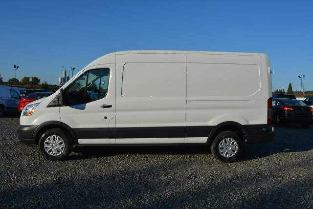 2018 Transit 250 Med Roof 4x2,  Empty Cargo Van #E6982 - photo 3