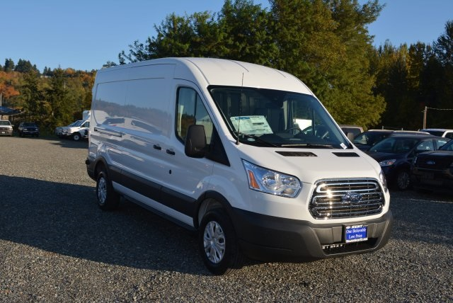 2018 Transit 250 Med Roof 4x2,  Empty Cargo Van #E6982 - photo 6