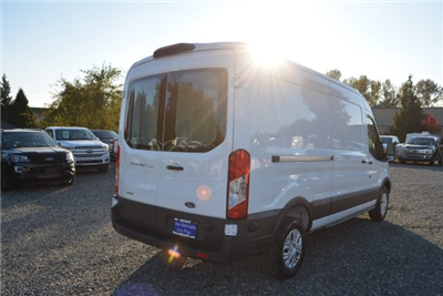 2018 Transit 250 Med Roof 4x2,  Empty Cargo Van #E6982 - photo 10