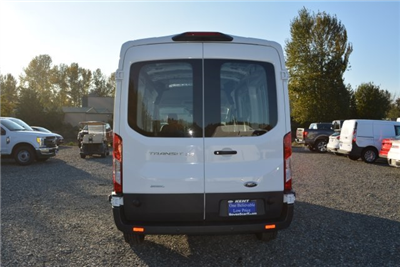 2018 Transit 250 Med Roof 4x2,  Empty Cargo Van #E6982 - photo 11