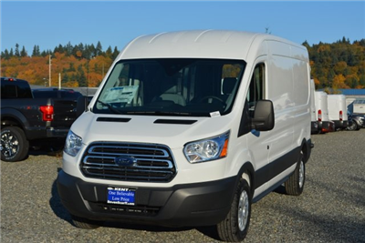 2018 Transit 250 Med Roof 4x2,  Empty Cargo Van #E6982 - photo 4