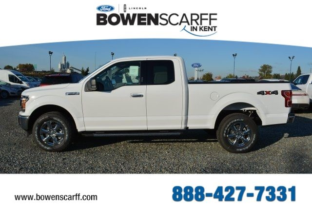 2018 F-150 Super Cab 4x4,  Pickup #E7057 - photo 3