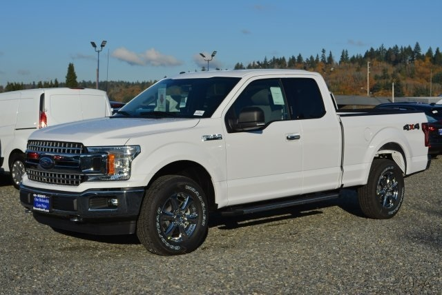 2018 F-150 Super Cab 4x4,  Pickup #E7057 - photo 1