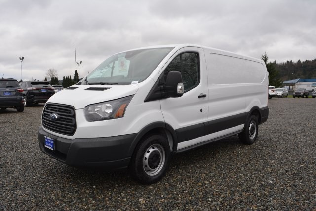 2018 Transit 150 Low Roof 4x2,  Empty Cargo Van #E7274 - photo 1