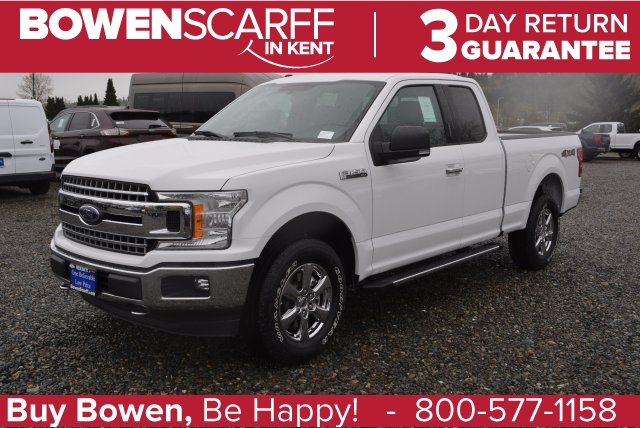 2018 F-150 Super Cab 4x4,  Pickup #E7437 - photo 1