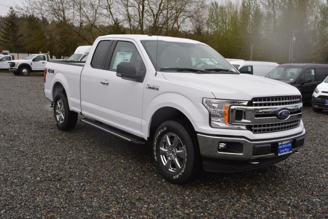2018 F-150 Super Cab 4x4,  Pickup #E7437 - photo 5