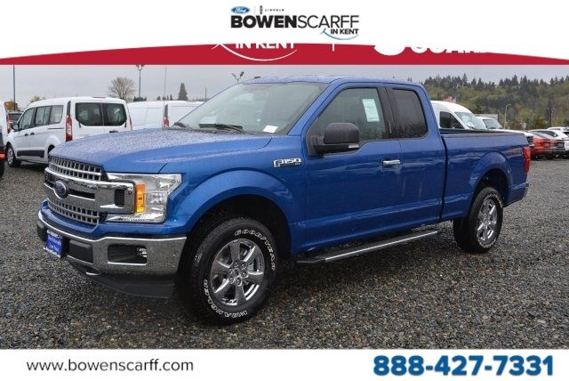 2018 F-150 Super Cab 4x4,  Pickup #E7438 - photo 1
