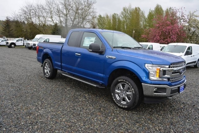 2018 F-150 Super Cab 4x4,  Pickup #E7438 - photo 5