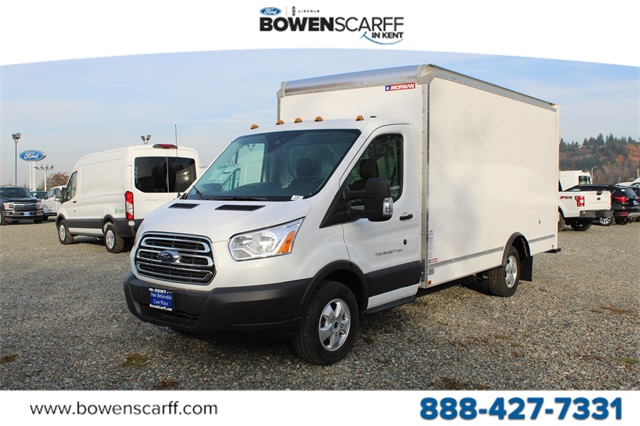 2018 Transit 350 4x2,  Morgan Mini-Mover Cutaway Van #E7687 - photo 1
