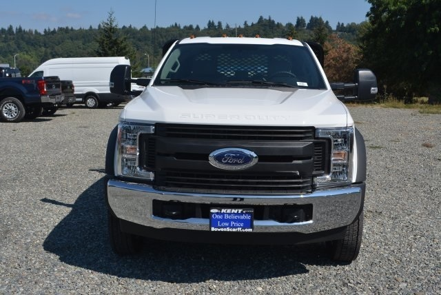 2018 F-450 Crew Cab DRW 4x2,  Platform Body #E7751 - photo 4