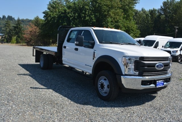 2018 F-450 Crew Cab DRW 4x2,  Platform Body #E7751 - photo 5