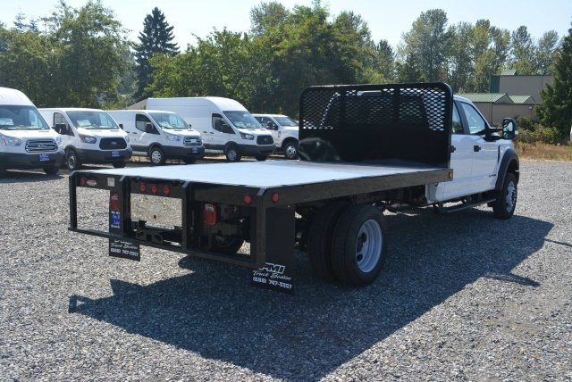 2018 F-450 Crew Cab DRW 4x2,  Platform Body #E7751 - photo 7