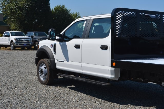 2018 F-450 Crew Cab DRW 4x2,  Platform Body #E7751 - photo 9