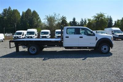 2018 F-450 Crew Cab DRW 4x2,  Platform Body #E7751 - photo 6