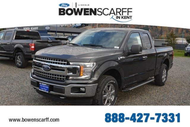 2018 F-150 Super Cab 4x4,  Pickup #E7934 - photo 1