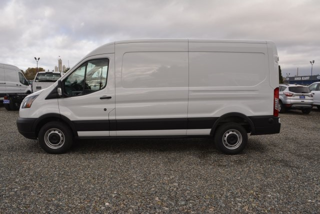 2019 Transit 250 Med Roof 4x2,  Empty Cargo Van #E7944 - photo 3