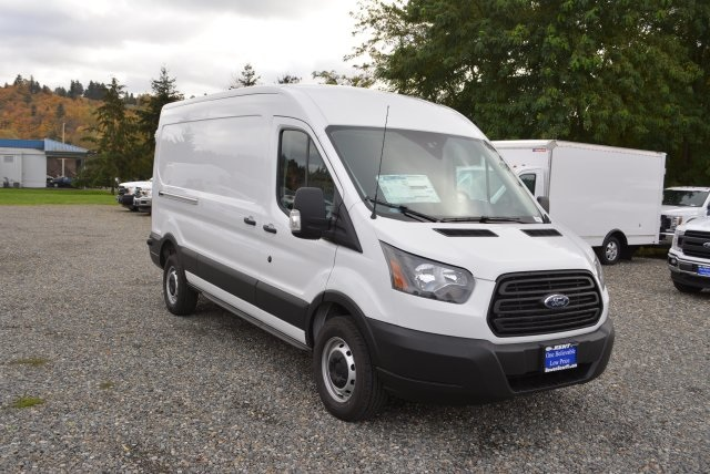 2019 Transit 250 Med Roof 4x2,  Empty Cargo Van #E7944 - photo 5