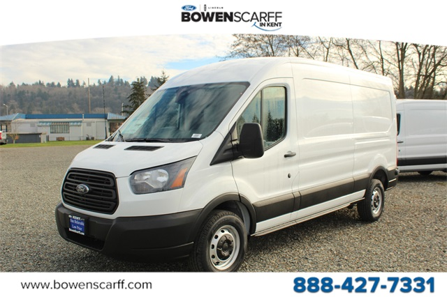 2019 Transit 250 Med Roof 4x2,  Empty Cargo Van #E8005 - photo 1