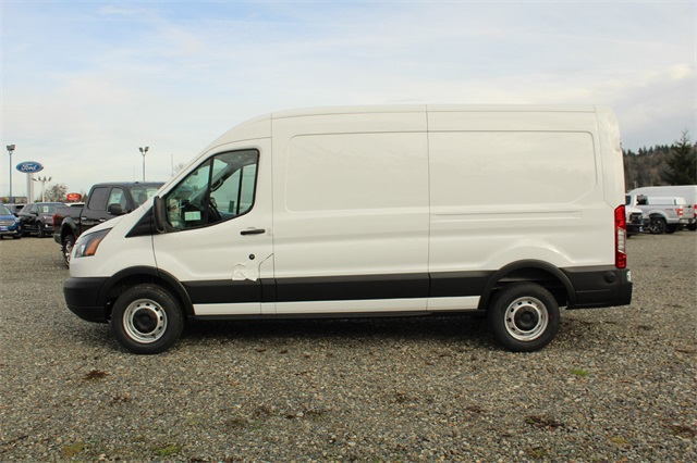 2019 Transit 250 Med Roof 4x2,  Empty Cargo Van #E8006 - photo 3