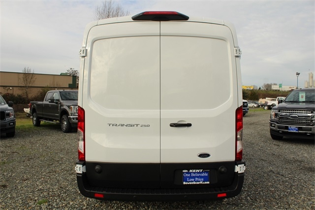 2019 Transit 250 Med Roof 4x2,  Empty Cargo Van #E8006 - photo 5