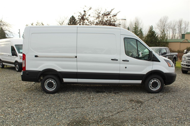 2019 Transit 250 Med Roof 4x2,  Empty Cargo Van #E8006 - photo 7
