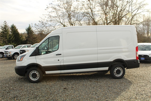 2019 Transit 250 Med Roof 4x2,  Empty Cargo Van #E8051 - photo 3
