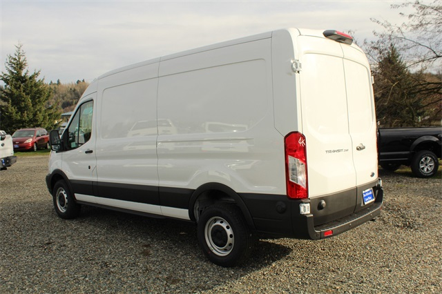 2019 Transit 250 Med Roof 4x2,  Empty Cargo Van #E8051 - photo 4