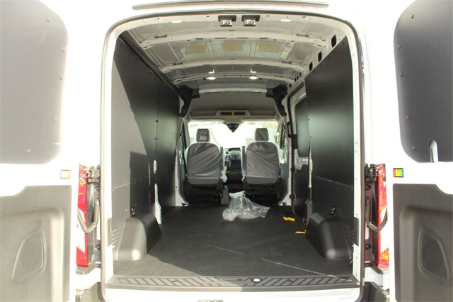 2019 Transit 250 Med Roof 4x2,  Empty Cargo Van #E8051 - photo 2
