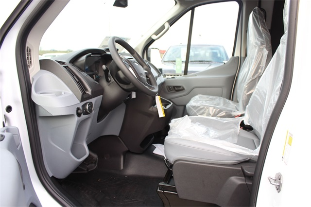 2019 Transit 250 Med Roof 4x2,  Empty Cargo Van #E8071 - photo 13