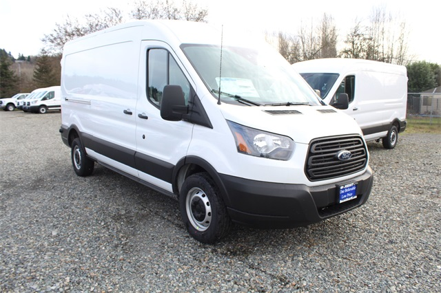 2019 Transit 250 Med Roof 4x2,  Empty Cargo Van #E8071 - photo 6