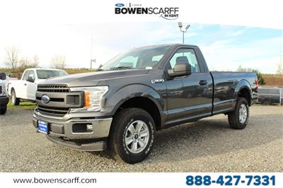 2019 F-150 Regular Cab 4x4,  Pickup #E8087 - photo 1