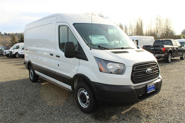 2019 Transit 250 Med Roof 4x2,  Empty Cargo Van #E8094 - photo 8