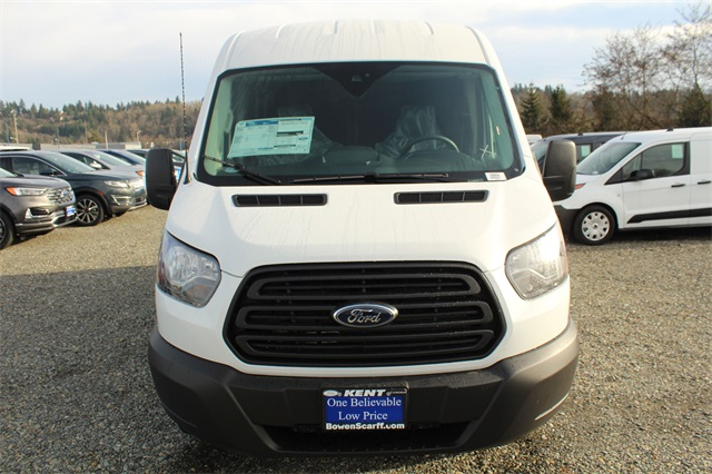 2019 Transit 250 Med Roof 4x2,  Empty Cargo Van #E8094 - photo 9