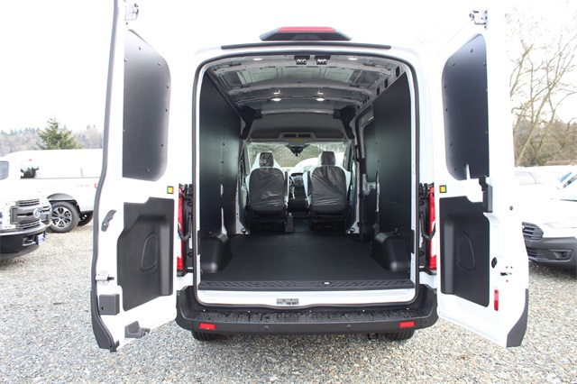2019 Transit 250 Med Roof 4x2,  Empty Cargo Van #E8095 - photo 2