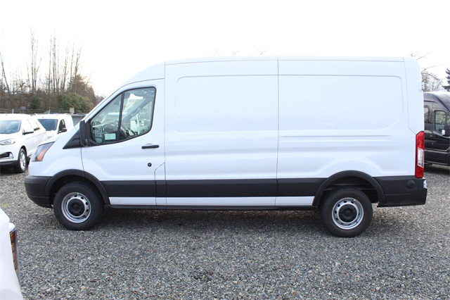 2019 Transit 250 Med Roof 4x2,  Empty Cargo Van #E8095 - photo 8