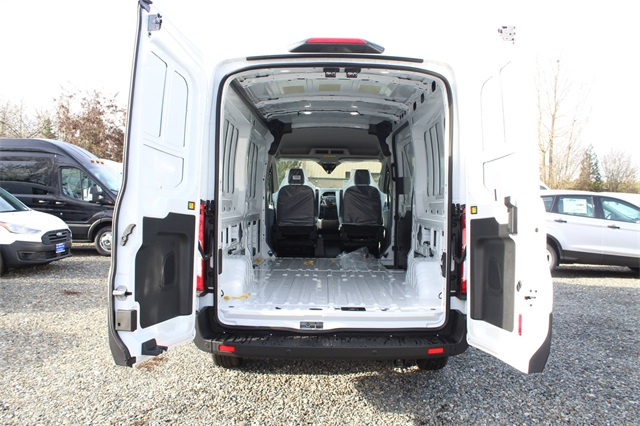 2019 Transit 250 Med Roof 4x2,  Empty Cargo Van #E8098 - photo 2