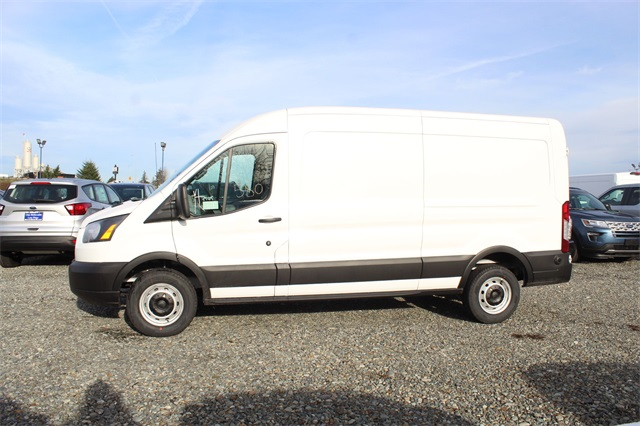 2019 Transit 250 Med Roof 4x2,  Empty Cargo Van #E8098 - photo 7