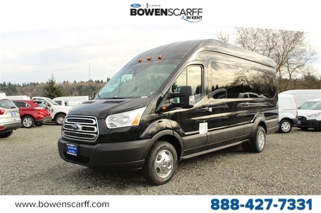 2019 Transit 350 HD High Roof DRW 4x2,  Passenger Wagon #E8125 - photo 1