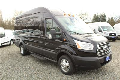 2019 Transit 350 HD High Roof DRW 4x2,  Passenger Wagon #E8125 - photo 12
