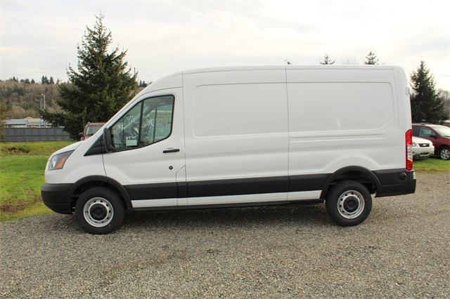 2019 Transit 250 Med Roof 4x2,  Empty Cargo Van #E8129 - photo 3