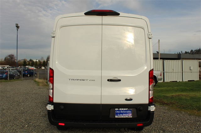 2019 Transit 250 Med Roof 4x2,  Empty Cargo Van #E8129 - photo 5