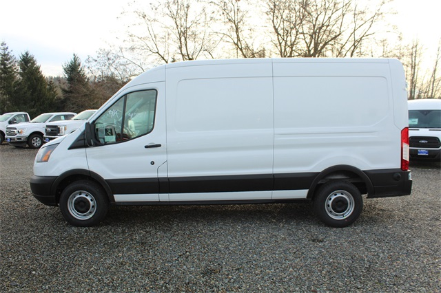 2019 Transit 250 Med Roof 4x2,  Empty Cargo Van #E8130 - photo 3