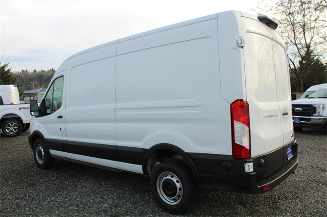 2019 Transit 250 Med Roof 4x2,  Empty Cargo Van #E8130 - photo 4